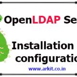 openldap server installation configuration