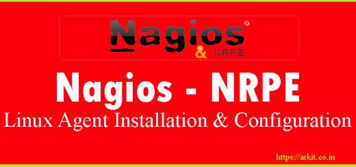 Installing Linux NRPE Agent on RHEL 7