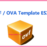 How to deploy OVF OVA template ESXi step by step guide