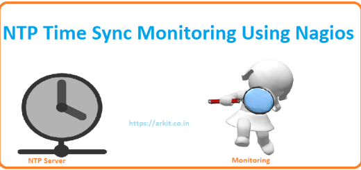 NTP Time Sync Monitoring