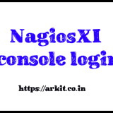 nagiosxi web console login alert