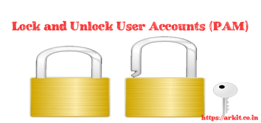 Pam_tally2 lock and unlock user accounts
