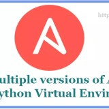 Installing Ansible Python Virtual Environment