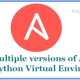 Installing Ansible Python Virtual Environment