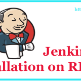 jenkins installation on RHEL 7