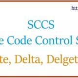 SCCS Version Control Software Implementation