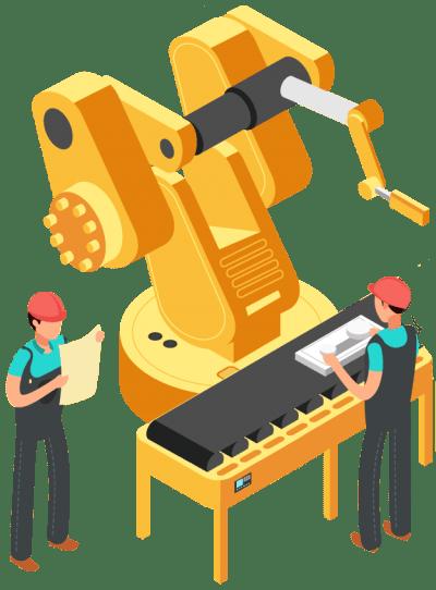 Conveyer belt operator 4