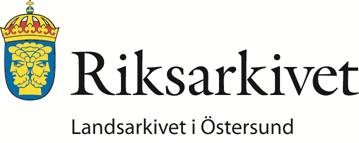Riksarkivet, Landsarkivet i Östersund