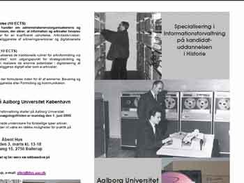 Præsentation af studie på Aalborg Universitet