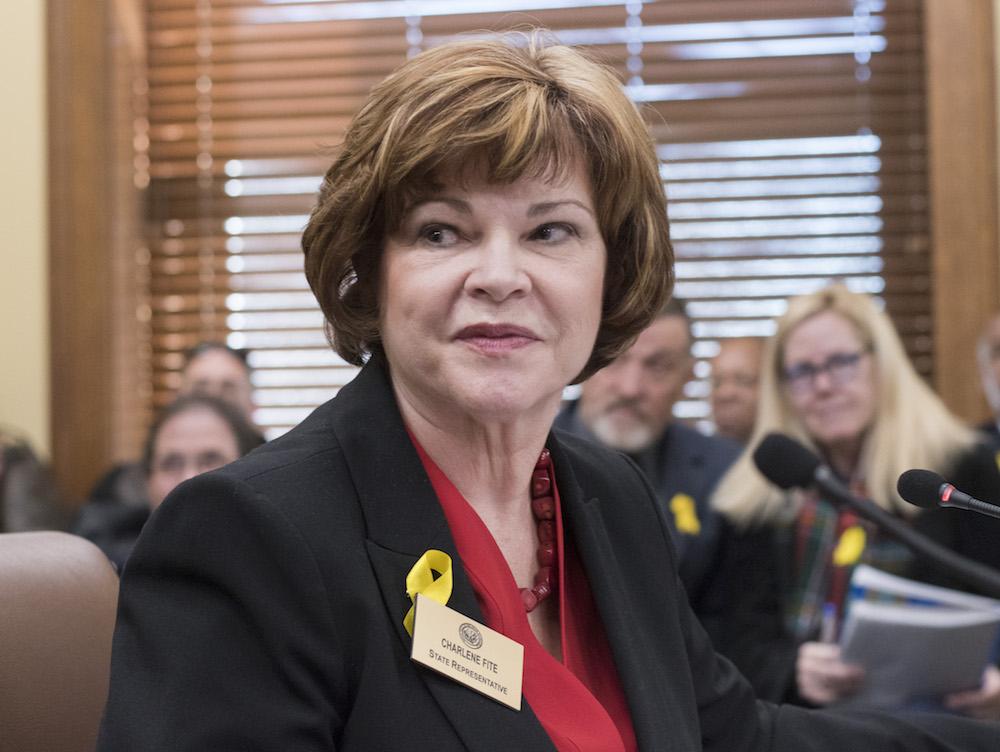 Rep. Charlene Fite (R-Van Buren)