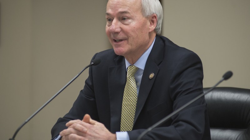Governor: Senate health care bill must do more to help Arkansans