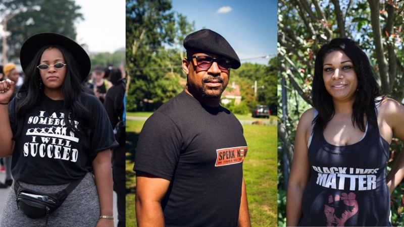 'Somebody is out here doing something': Portraits of protest in Arkansas