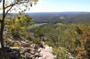 Pinnacle Mountain Summit Trail Photos October 2013 photo