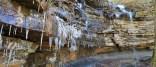 Devil's Den: Twin Falls Winter Pics photo