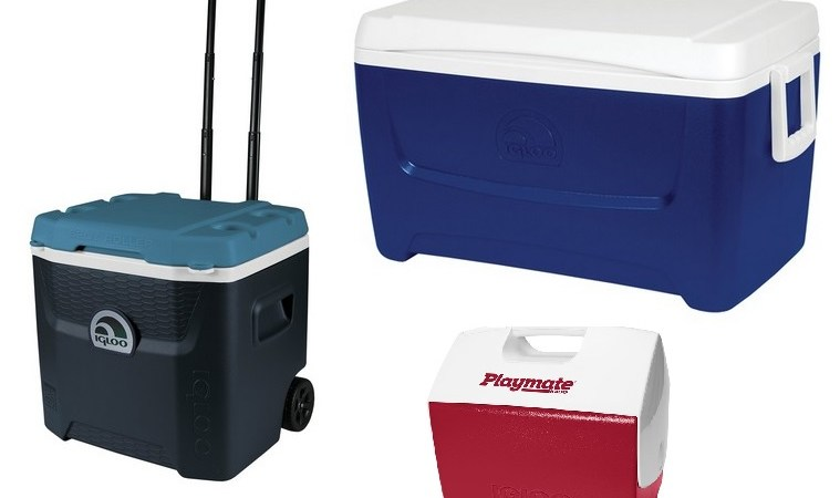 Keep your cool with Igloo Coolers