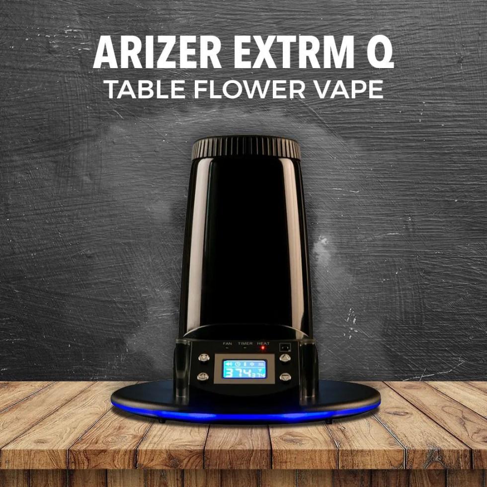 Arizer EXTRM Q Flower Vape