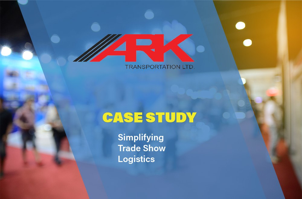 Trade Show Case Study for Logistics and Supply Chain
