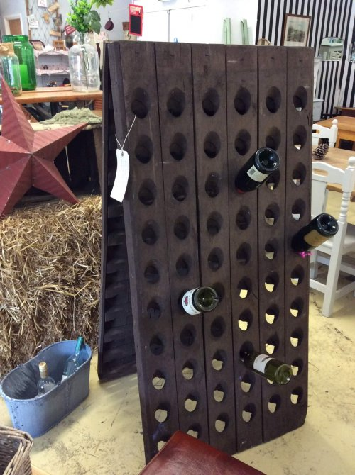 Champagne / Wine rack