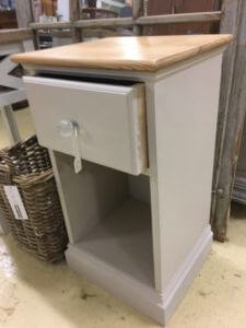 bedside-cabinet-restored-wax-top-painted-light-grey-300x225