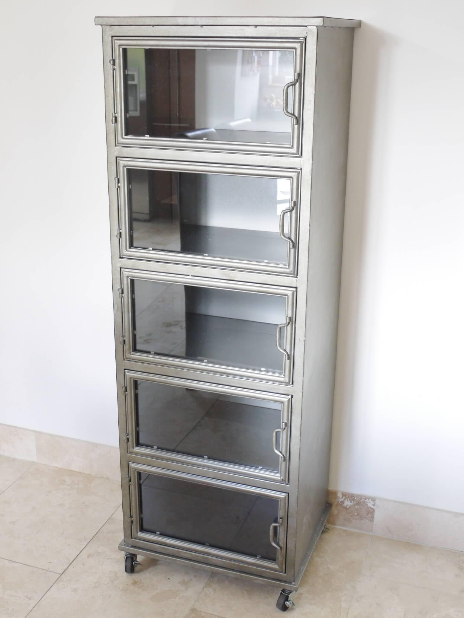 Industrial Cabinet: style floor standing cabinet £340 — Ark ...