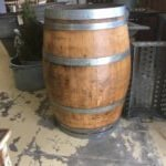 barrels reclamation water butt vintage old wine whiskey barrels