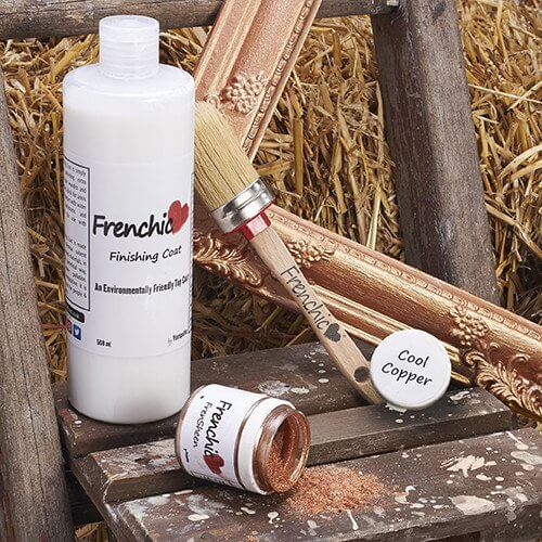 Cool-Copper Frensheen by Frenchic paints