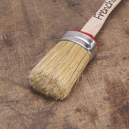 Frenchic Oval_ paint Brush_