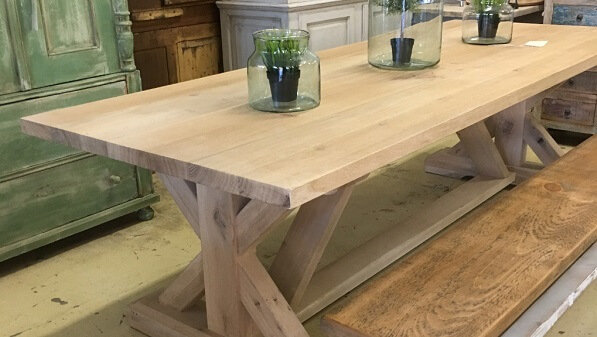 Shop Vintage, Farmhouse, Industrial and Contemporary dining tables