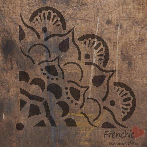 Frenchic Bohemian Carousel Stencil