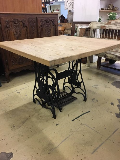 a selection of dining tables