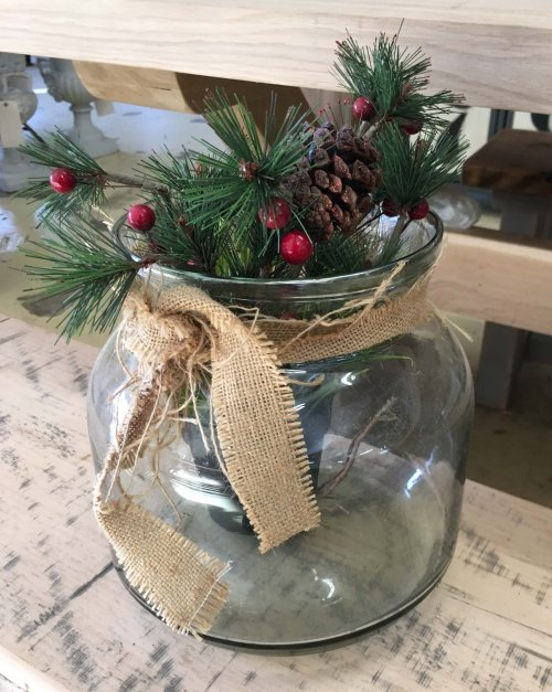 Gift ideas at arkvintage vintage glass jars