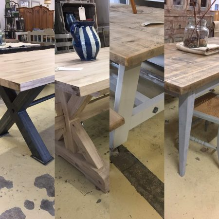 New arrivals vintage antique industrial furniture interiors surrey camberley arkvintage @arkvintagecamberley bespoke tables