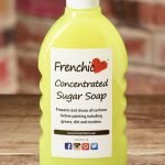 Frenchic sugar soap