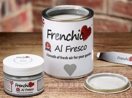 dinky 250ml City Slicker Al Fresco Frenchic arkvintage surrey paint
