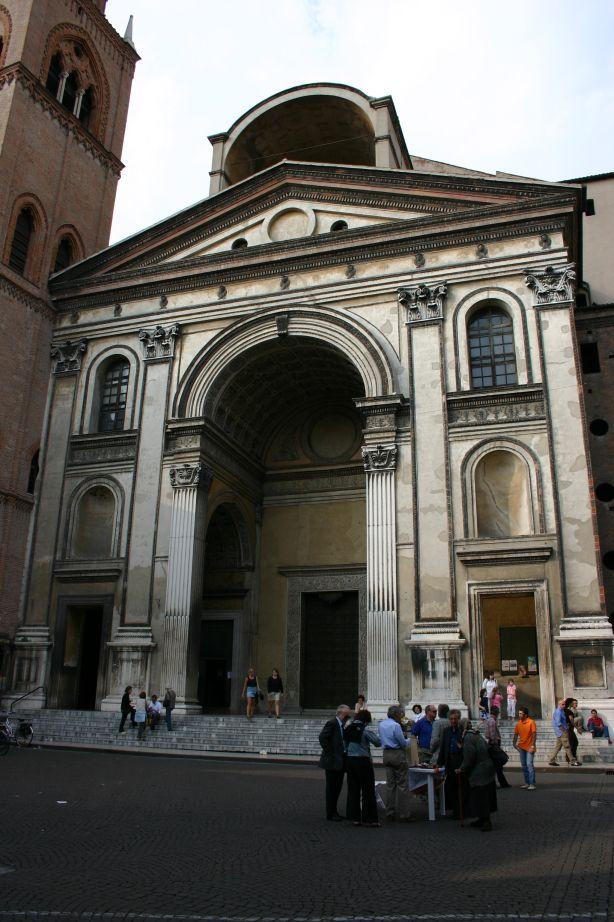 Orden Compuesto - Sant Andrea - Alberti - Mantua - 1472 DC
