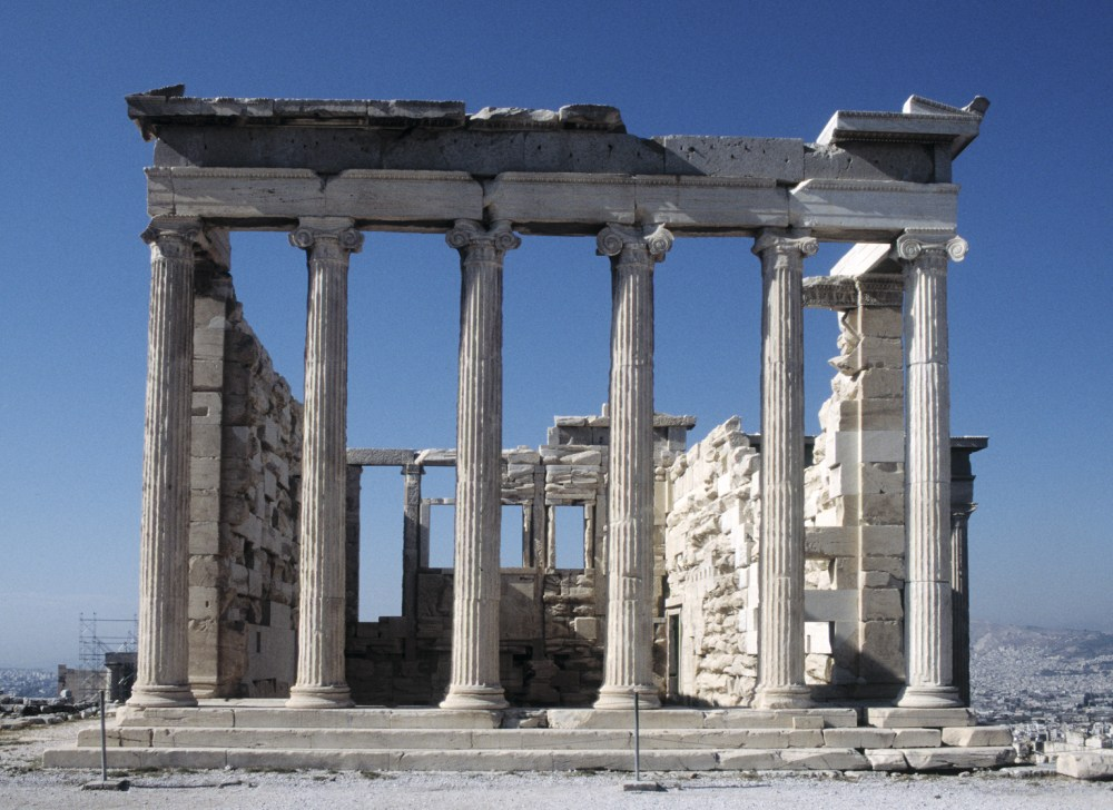 Arquitectura griega I - El orden como meme (2/6)