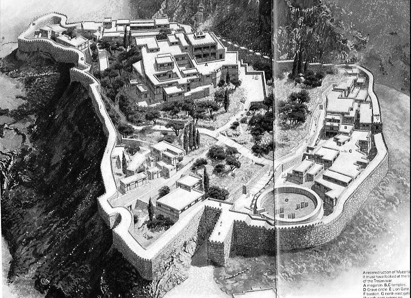 Arquitectura griega II - La civilización minoica (6/6)