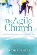Agile Church Cover