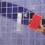 Hur rengöra duschväggen?