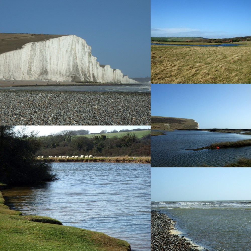 A Walk Around Seven Sisters and Cuckmere Haven