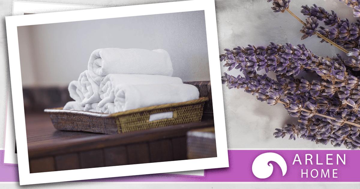 комплект хавлиени кърпи от естествена материя