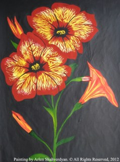 Painted by Arlen Shahverdyan. © All Rights Reserved, 2012. Painting 08