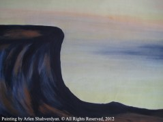 Painted by Arlen Shahverdyan. © All Rights Reserved, 2012. Painting 36