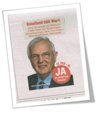 Baselbieter FDP verhindert Gysins Ja zur Uni