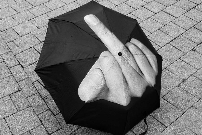 Der Schirmflicker