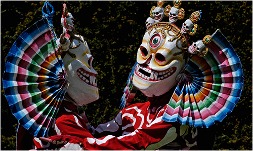 The Power of Compassion – Sacred Dance and Music From Tibet