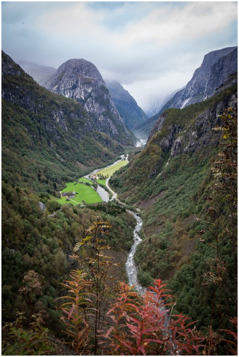 Norwegian Valley - Bill Bible
