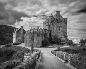 Mike Garber - Eilean Donan Castle