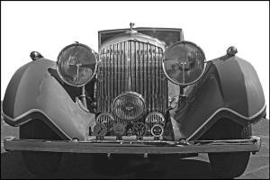1932 Rolls Royce - Jeff Berman