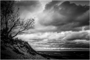 Gloom in Dunes - Joanne Barsanti